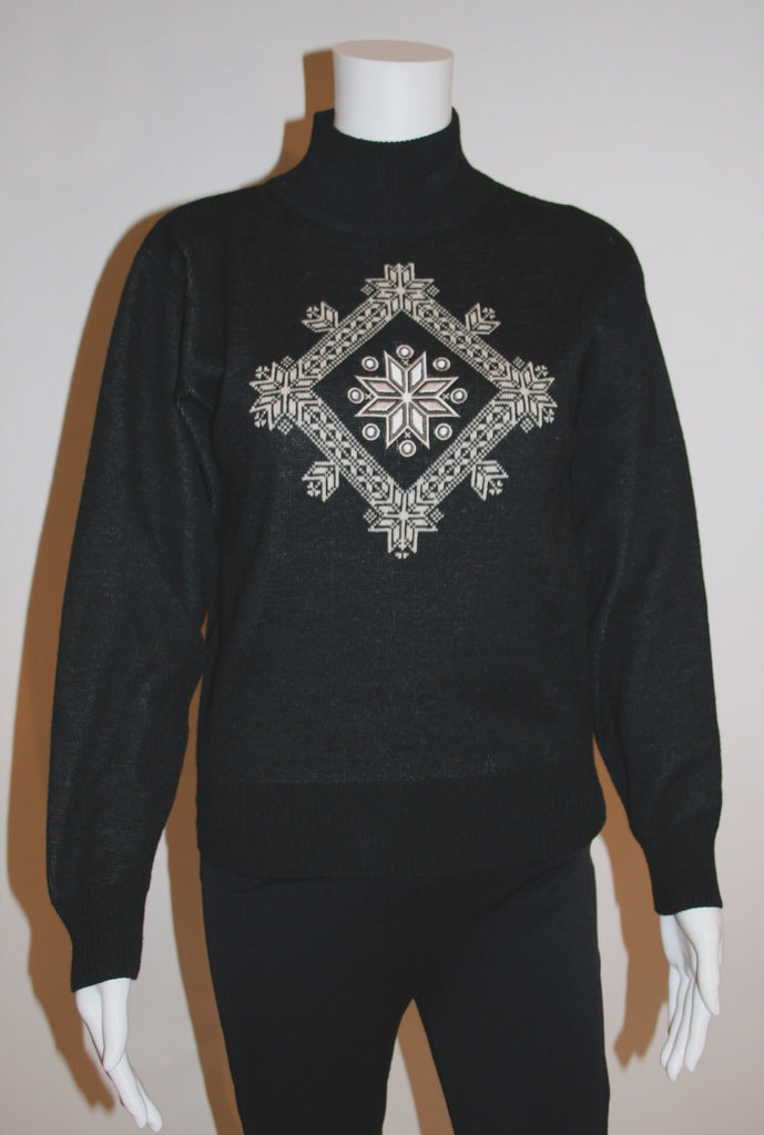 Vintage 1970s Sun Valley Sweater - Vintage Swag Chics