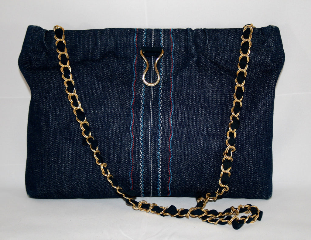 Darling Denim 70s Purse - Vintage Swag Chics