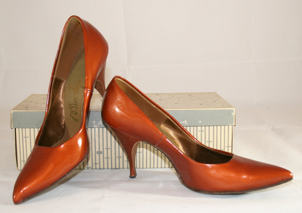 Vintage 60's Mad Men Stilettos