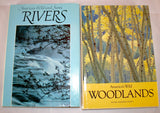 National Geographic Vintage Hardback Books, America's Wild Woodlands,Rivers - Vintage Swag Chics