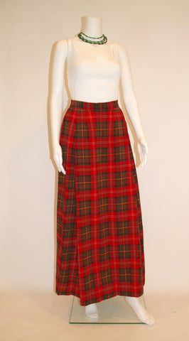 Young Traditions Vintage Maxi Skirt