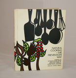 Natural Cooking-The Prevention Way, Vintage Cookbook - Vintage Swag Chics