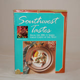 Southwest Tastes from PBS TV Series, Vintage Cookbook