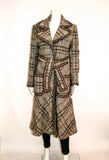 Vintage 1970s Estelle Allardale Coat by Gunter Ruecker