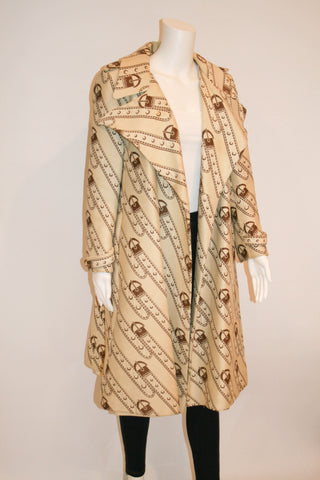 1970s Vintage Bill Blass for Bond Coat