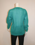 Vintage late 80s/early 90s Jeanne Pierre Sweater Picasso Motif