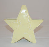 Vintage Abingdon USA Pottery Star Vase