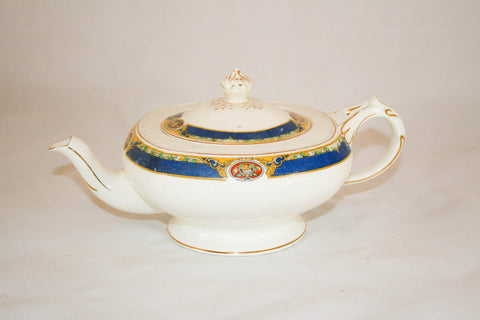 Vintage Grindley Square Georgian Lhorie Teapot
