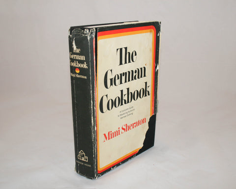 Vintage German Cookbook by Mimi Sheraton 1st Edition