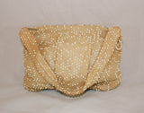 Vintage 1960s Dotty Beaded Handbag - Vintage Swag Chics