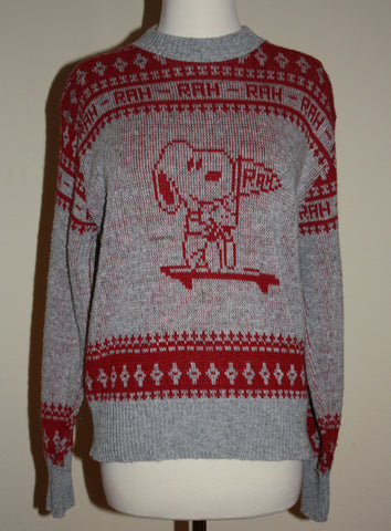 1970's Snoopy Sweater