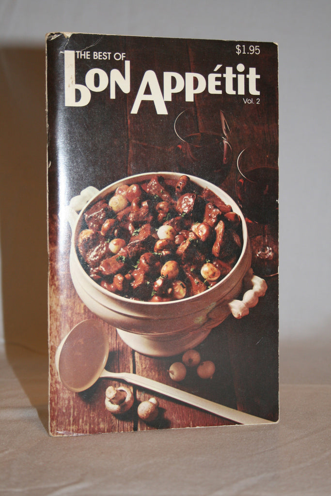 The Best of Bon Appetit Booklet - Vintage Swag Chics