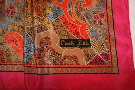 Carole Little Scarf - Vintage Swag Chics