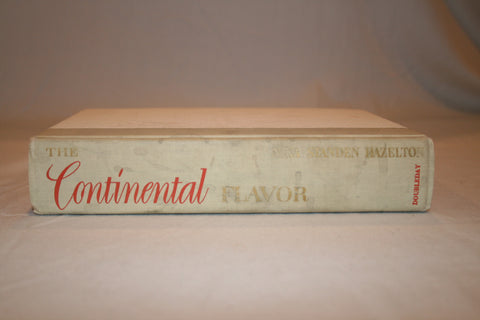 The Continental Flavor Cook Book