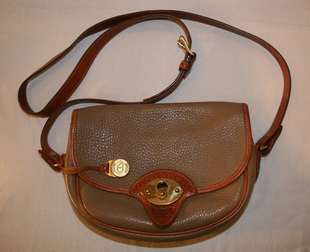 1980's Dooney & Bourke - Vintage Swag Chics