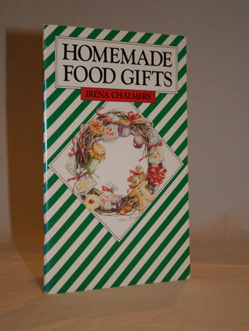 Homemade Food Gifts Booklet