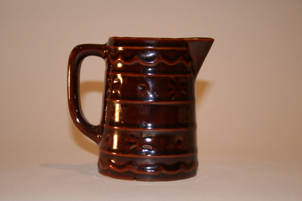 USA Pottery Cream Pitcher - Vintage Swag Chics