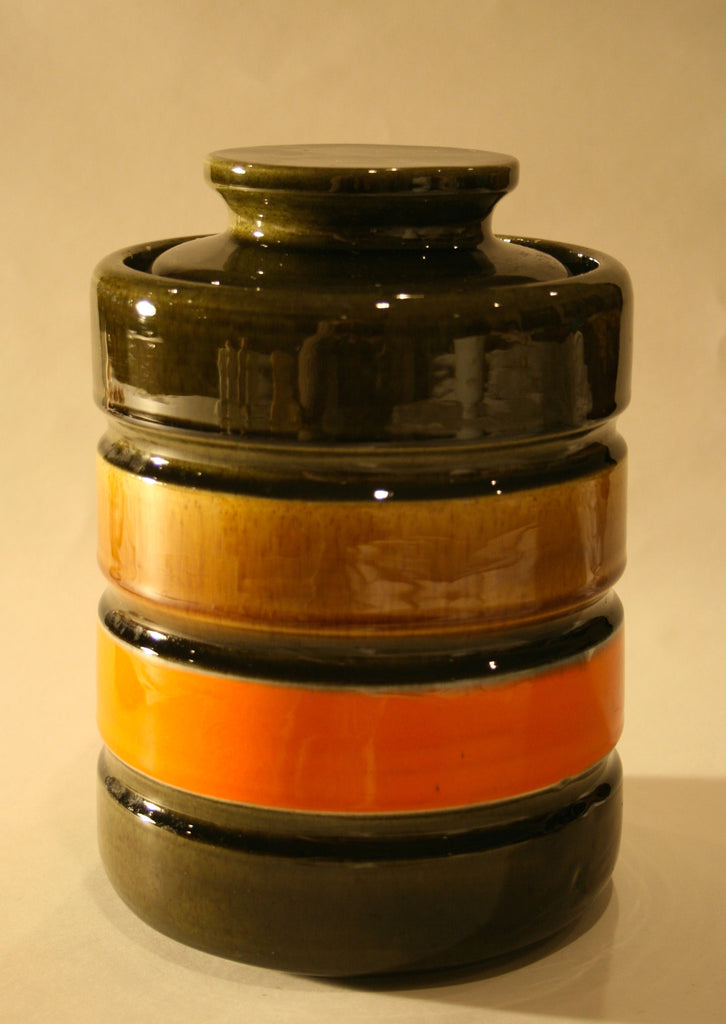 70s Ceramic Canister - Vintage Swag Chics
