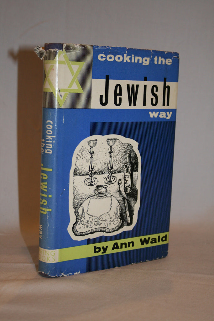 Cooking the Jewish Way - Vintage Swag Chics