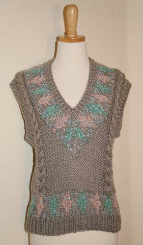 """No Strings Attached"" Sweater Vest"