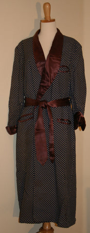 1950's- 60's Men's Smoking Jacket/Robe