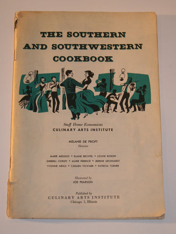 Vintage Southern and Southwestern Cookbook