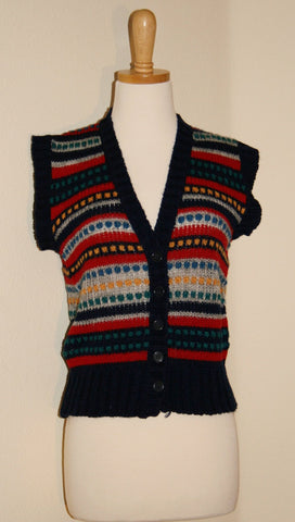 Fritzi of California Vest