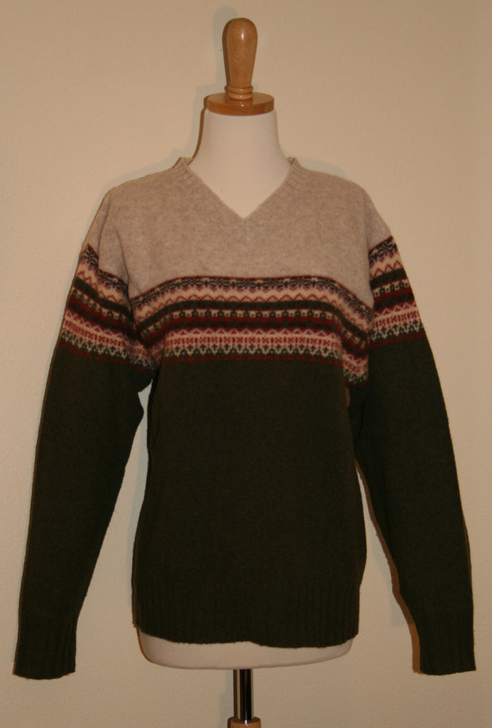 "Vintage ""Xhilaration"" Wool Sweater - Vintage Swag Chics"
