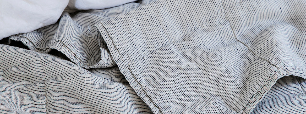 INSPIRATION | A Bedcover you'll love year-round