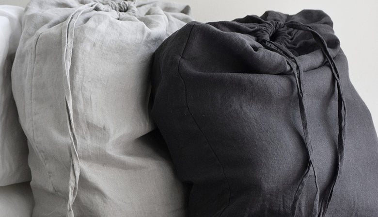 HOW TO | 5 tips how to care for your linen