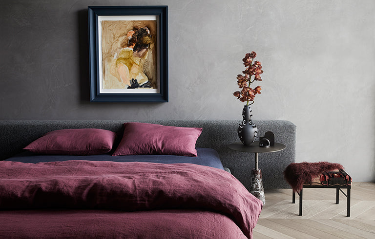 Pure 100% European Flax Bed Linen and more- CULTIVER
