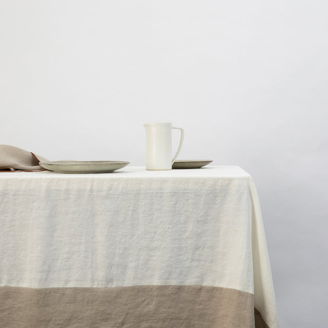 Cara Panel Tablecloth