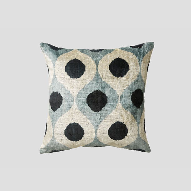 Bakir Silk Velvet Cushion