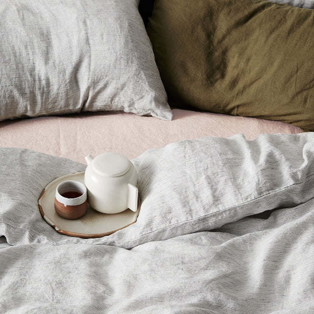 Build your own fitted sheet & duvet set