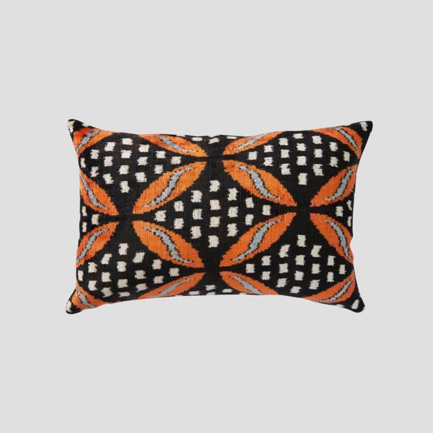 Cicek Silk Velvet Cushion
