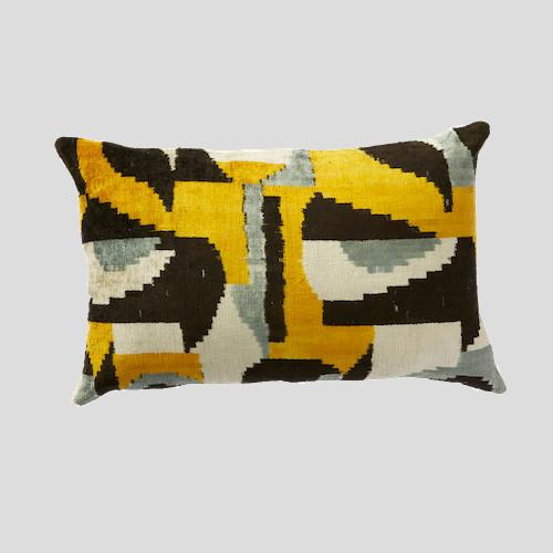 Cerrah Silk Velvet Cushion