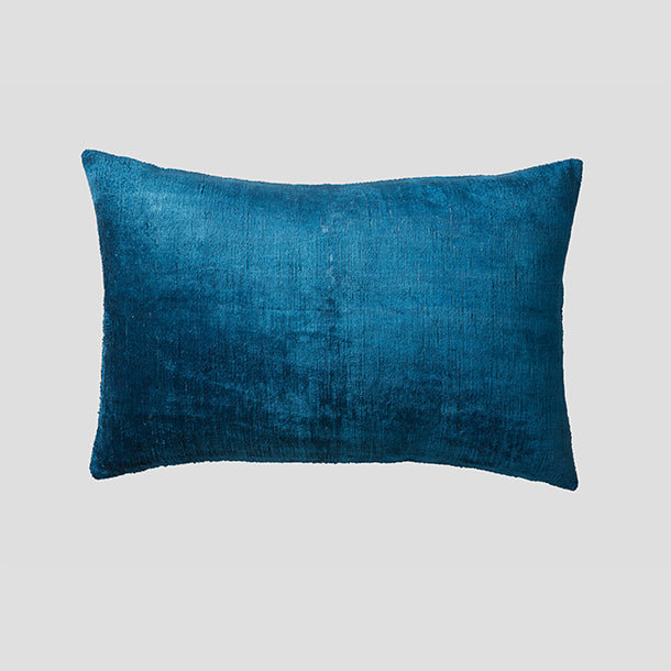 Mavi Silk Velvet Cushion