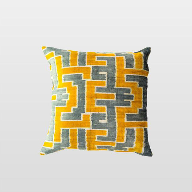 Naran Silk Velvet Cushion