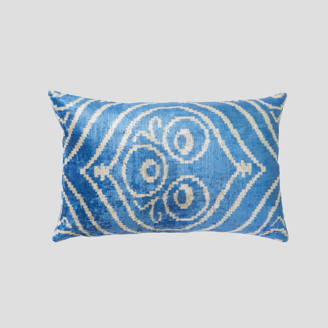 Silk Velvet Cushion Cover - Tavi