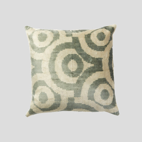 Tefenni Silk Velvet Cushion