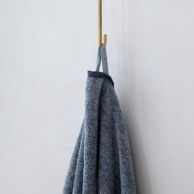 Denim Bath Towel