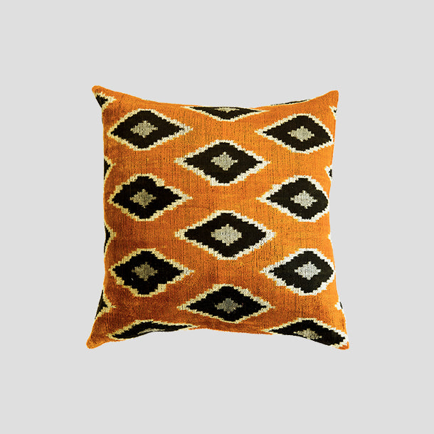 Tutku Silk Velvet Cushion