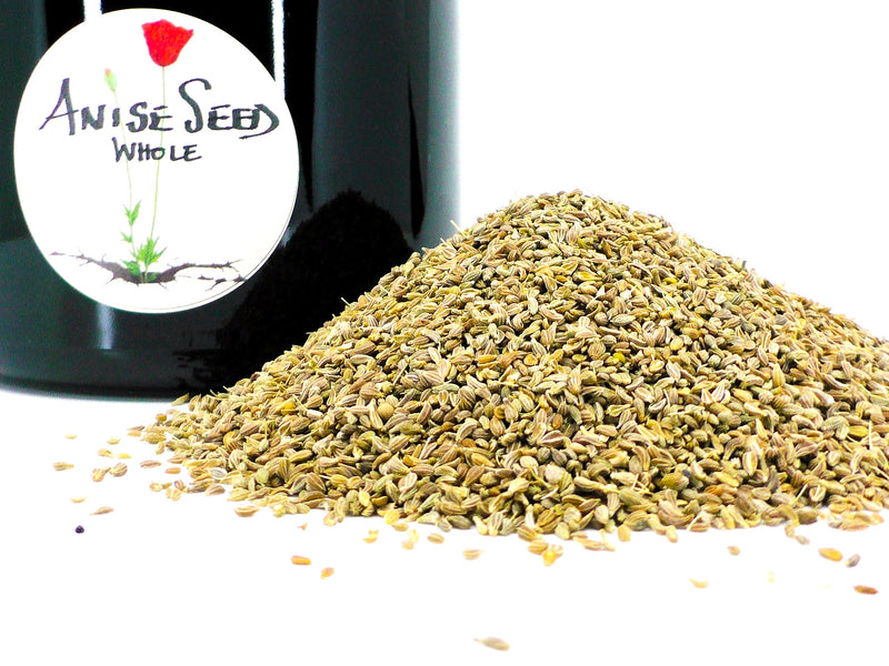Anise Seed, whole (Organic)