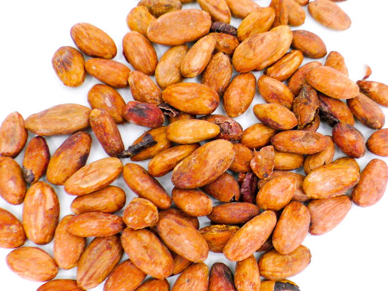 Cacao beans, raw whole (Organic)