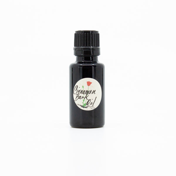 Cinnamon Bark Essential Oil, Madagascar - 15 mL