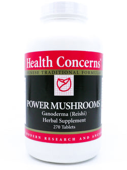 Health Concerns - Power Mushrooms (270 tablets)