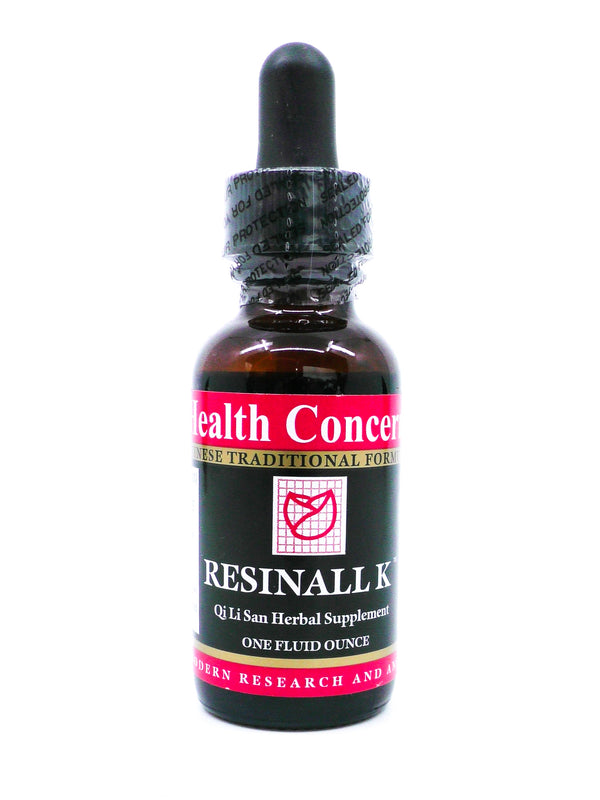 Health Concerns - Resinall K