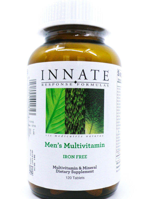 Innate Response Formulas - Men's Multivitamin (120 tablets)