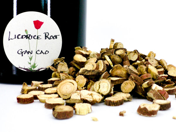 Licorice Root - Gan Cao (Organic)