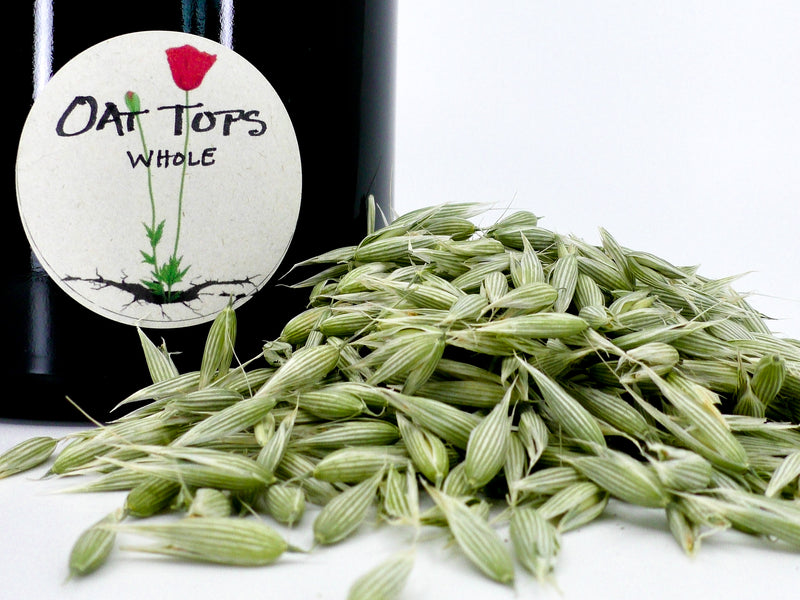 Oat Tops, Whole (Organic)